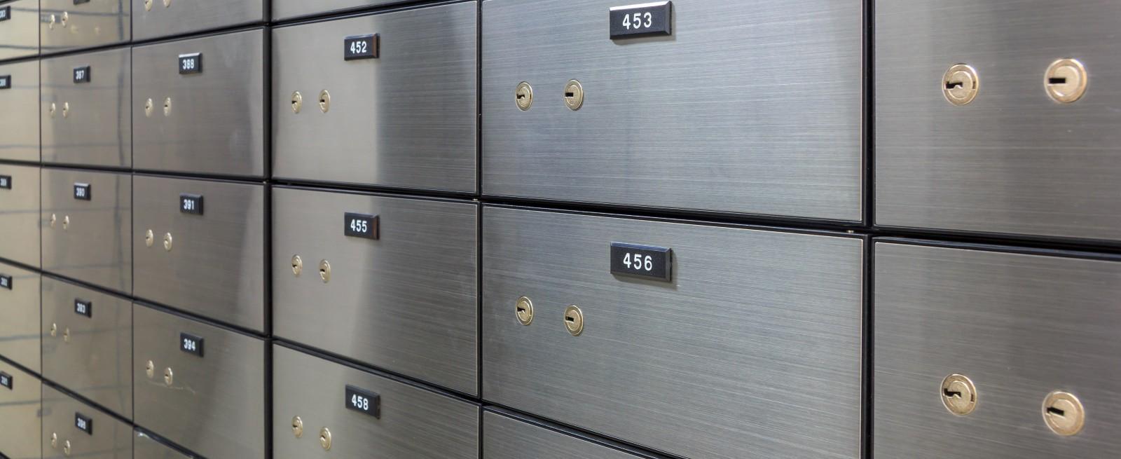 secure storage wide